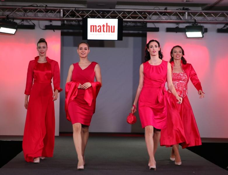 Trau Dich - Modeschau   mathu - modedesign & modewerkstatt